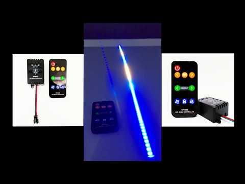 SP106E LED Music Controller For Full Color LED Strip