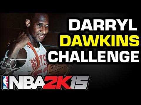 NBA2K15 - Darryl Dawkins myTeam Challenge