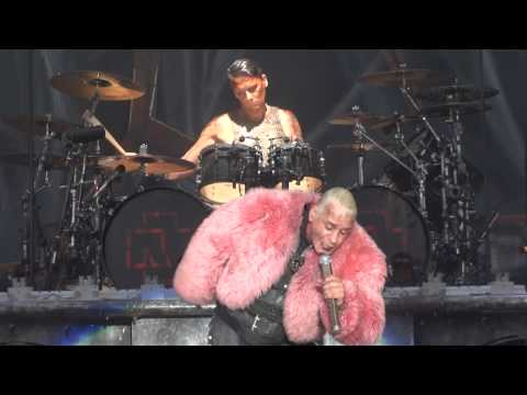 Rammstein - Ich Tu Dir Weh - Rock The Beach, Helsinki 29.6.2013 [HD]
