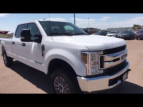 2018 Ford Super_Duty_F-350_SRW Great Falls, Missoula, Helena, Billings, Kalispell, MT JEC59926HA