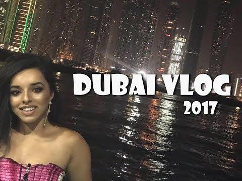 DUBAI VLOG: 2 Week Girls Trip!!