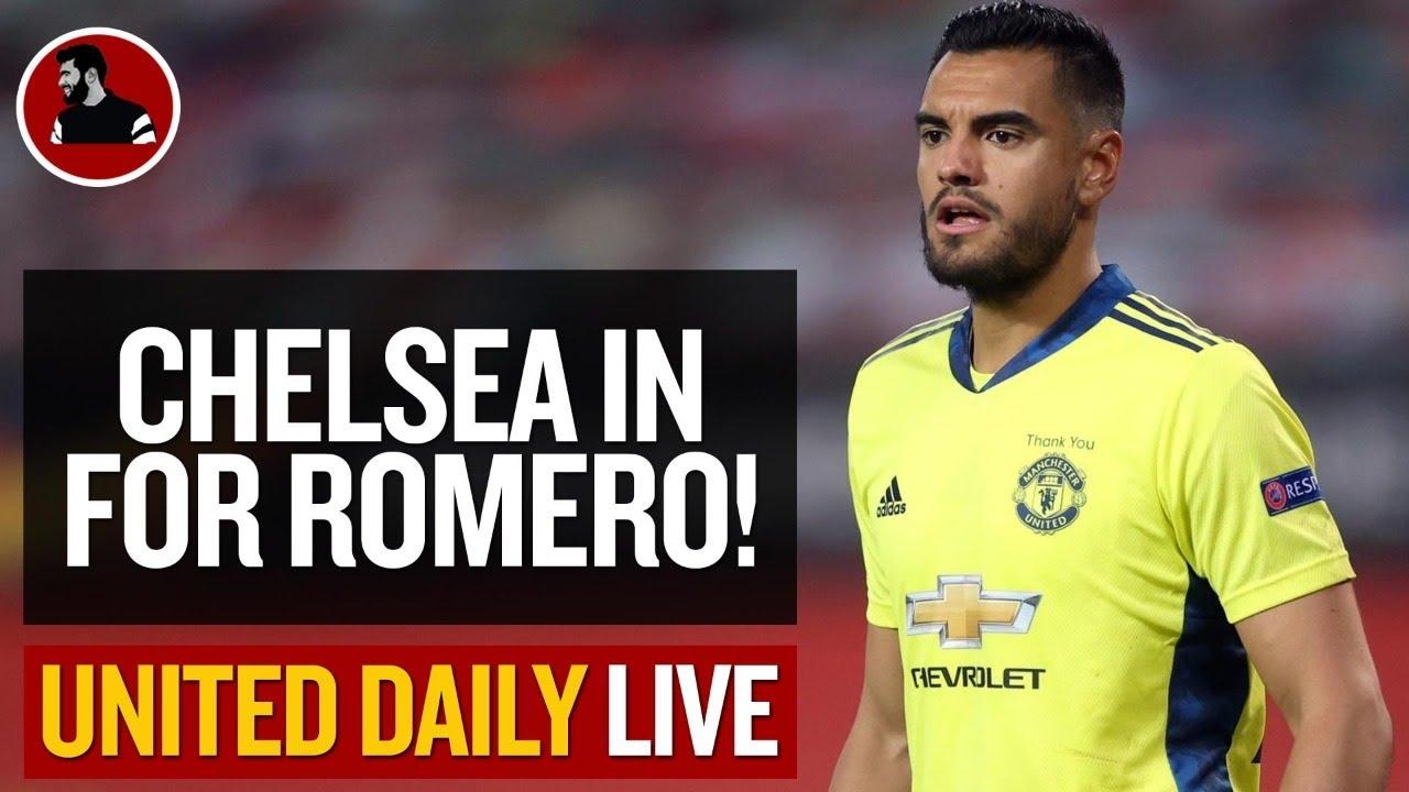 Romero To Chelsea? Reguilon To United? LATEST | Man Utd Latest News