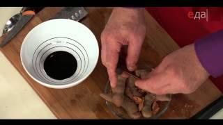 видео Тажин с фрикадельками в томатном соусе