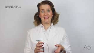 Y K. vitamina con para ojos crema los C