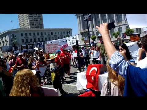 Gezi Park Protests in San Francisco