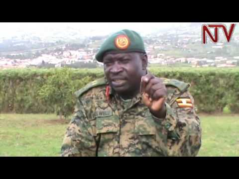 Brigadier Peter Elwelu accuses Kasese MPs of spreading lies and causing trouble