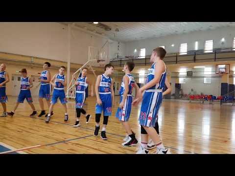 Трудовые Резервы-1 - Лобня-1. Баскетбол. Юноши 2008г.р. Игра 15.09.2019