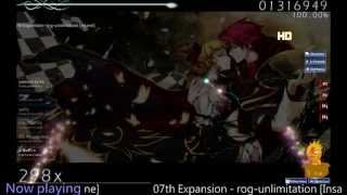 07th Expansion - rog-unlimitation Download- https://osu.ppy.sh/b/95733.