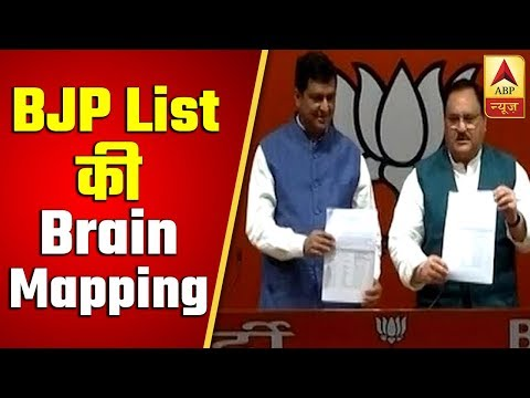 Know how BJP made its list of 28 candidates from Uttar Pradesh