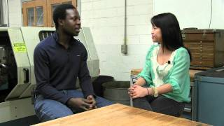 A Conversation with William Kamkwamba