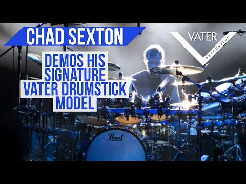 Vater Percussion - Chad Sexton - 311