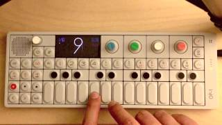 Synthpop on the OP-1 Part 1: Sounds