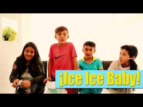 Ice Ice Baby ¡el reto!