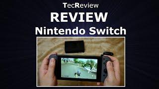 [REVIEW] | Nintendo Switch | Die Hybridkonsole auf dem Prüfstand! | TecReview | deutsch | 4K