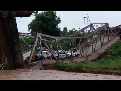 Dimapur bridge collapse