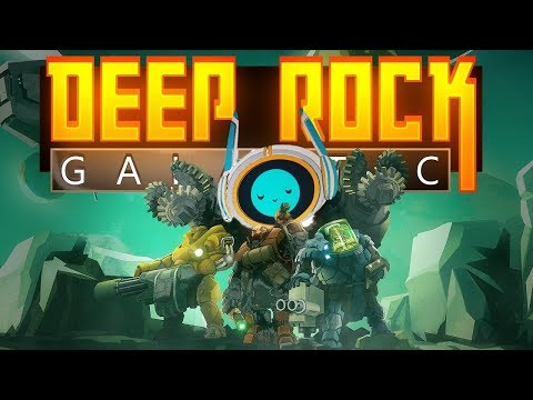 Deep Rock Galactic - Solo  public servers