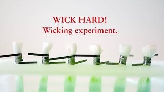 How hard should you wick? Very Hard!