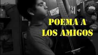 MDLV - /Poema  a los Amigos/ Jorge Luis Borges