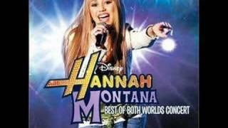 Hannah Montana - Nobody