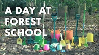 A Day at Forest School