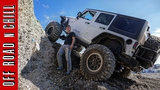 How good is your Dana 44   Off Road Extreme 4X4   Jeep Wrangler jk Extreme offroading