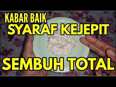 Video Obat Tradisional Syaraf Kejepit Hnp