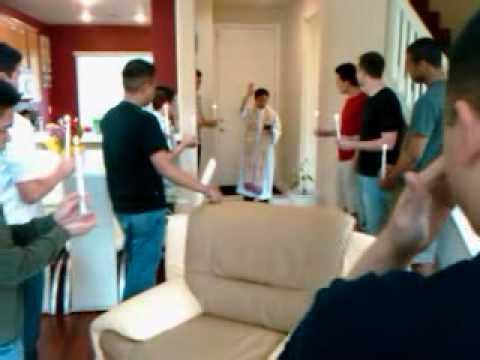 ryans house blessing youtube