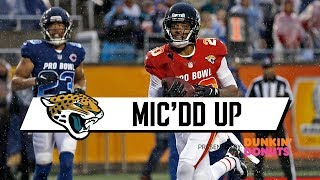 Mic'DD Up: Jalen Ramsey at the Pro Bowl