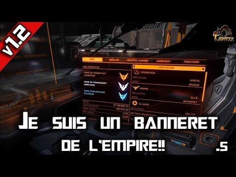 Élite Dangerous: Je suis un banneret de l'empire! .5