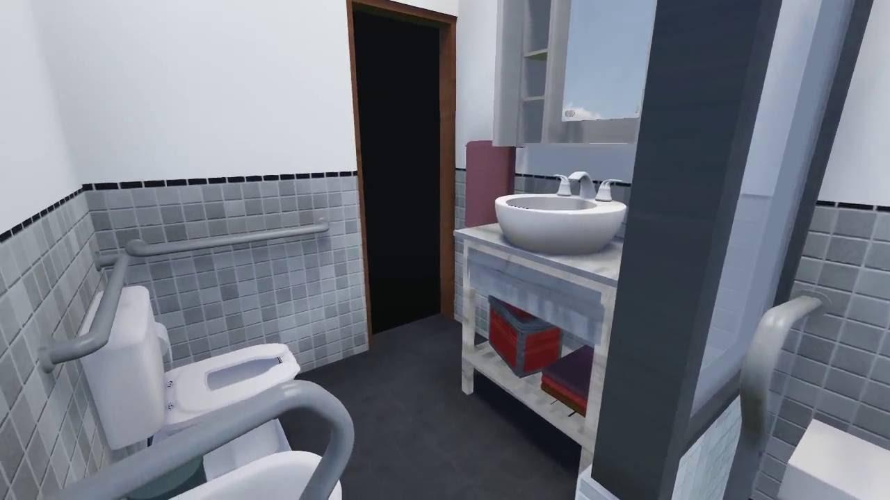 Remodelaci n cuarto de ba o para adultos mayores for Decoracion cuartos de bano