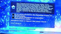 PlayStation 3 Deutschen Online Account erstellen Tutorial [GERMAN] [HD]
