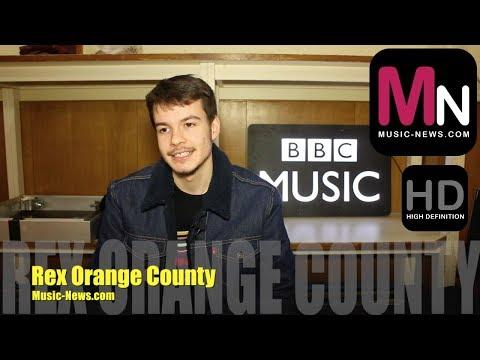 Rex Orange County I Interview I Music-News.com