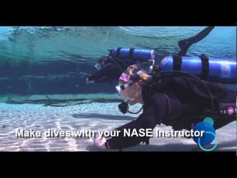 The New NASE Advanced Open Water Course