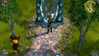 Sacred 2 PC - Excelent RPG Game - Gameplay