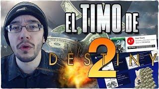 El TIMO de DESTINY 2