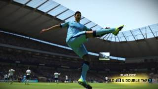 FIFA 15 - New Celebrations Tutorial (EN) [HD+]