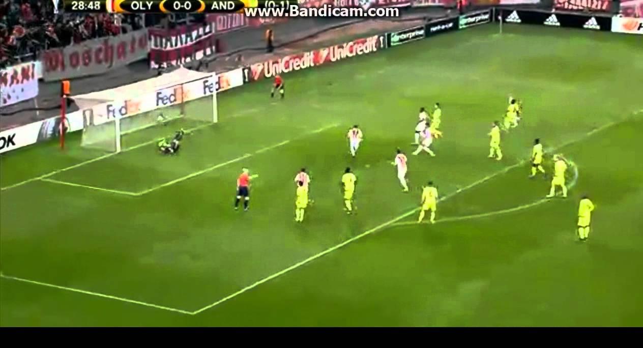 Olympiakos Anderlecht