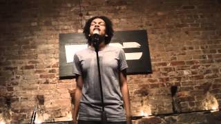 Gambar cover Spoken Word Poet Simone Davis @ The NYC Open Mic Joint
