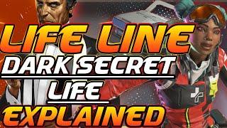 Life Line Dark Secret Past : Apex Legends theory lore (Season 4)