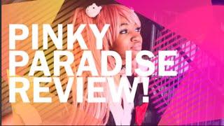 Pinky Paradise Review! Geo Princess Mimi Chocolate Series Circle Lenses