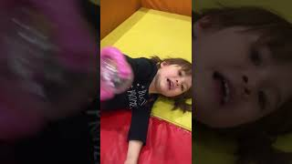 How to Get a 3-year old to Stay Still!