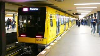 ベルリン都市鉄道(Sバーン)・地下鉄(Uバーン)乗車記