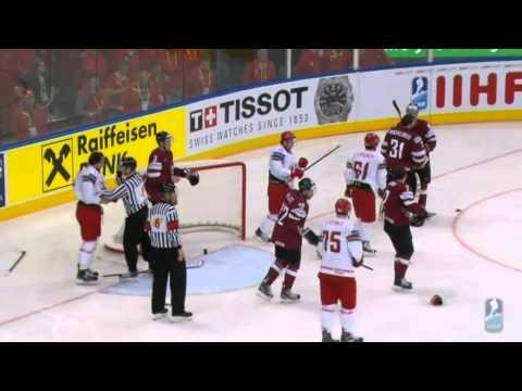 Latvia vs Belarus 2014-05-19 1-3 WC 2014