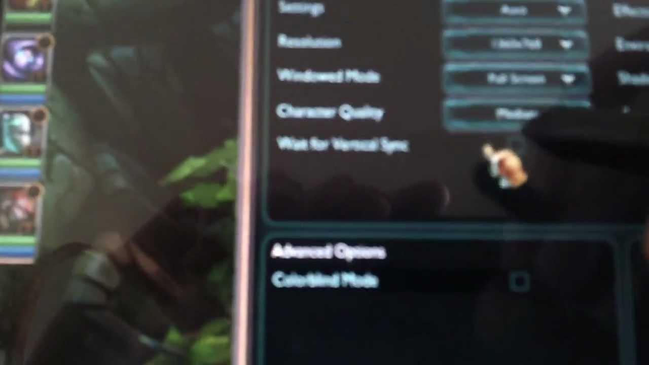 Samsung Ativ Smart PC Pro GAMING- League Of Legends