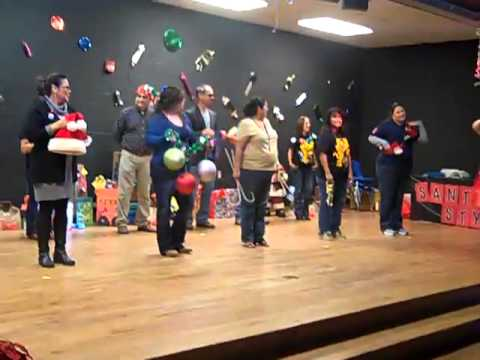 Fred Booth Christmas Program 2012 part 1