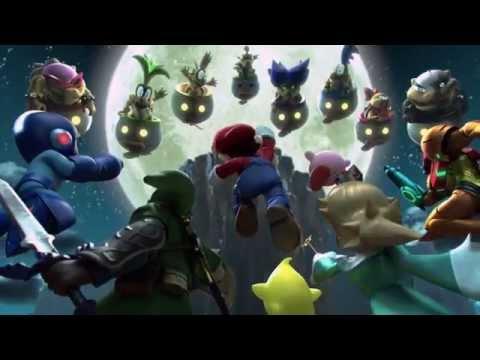 Super Smash Bros. 4 3DS/Wii U (Every CGI Cutscene Until Now) Vol. 3