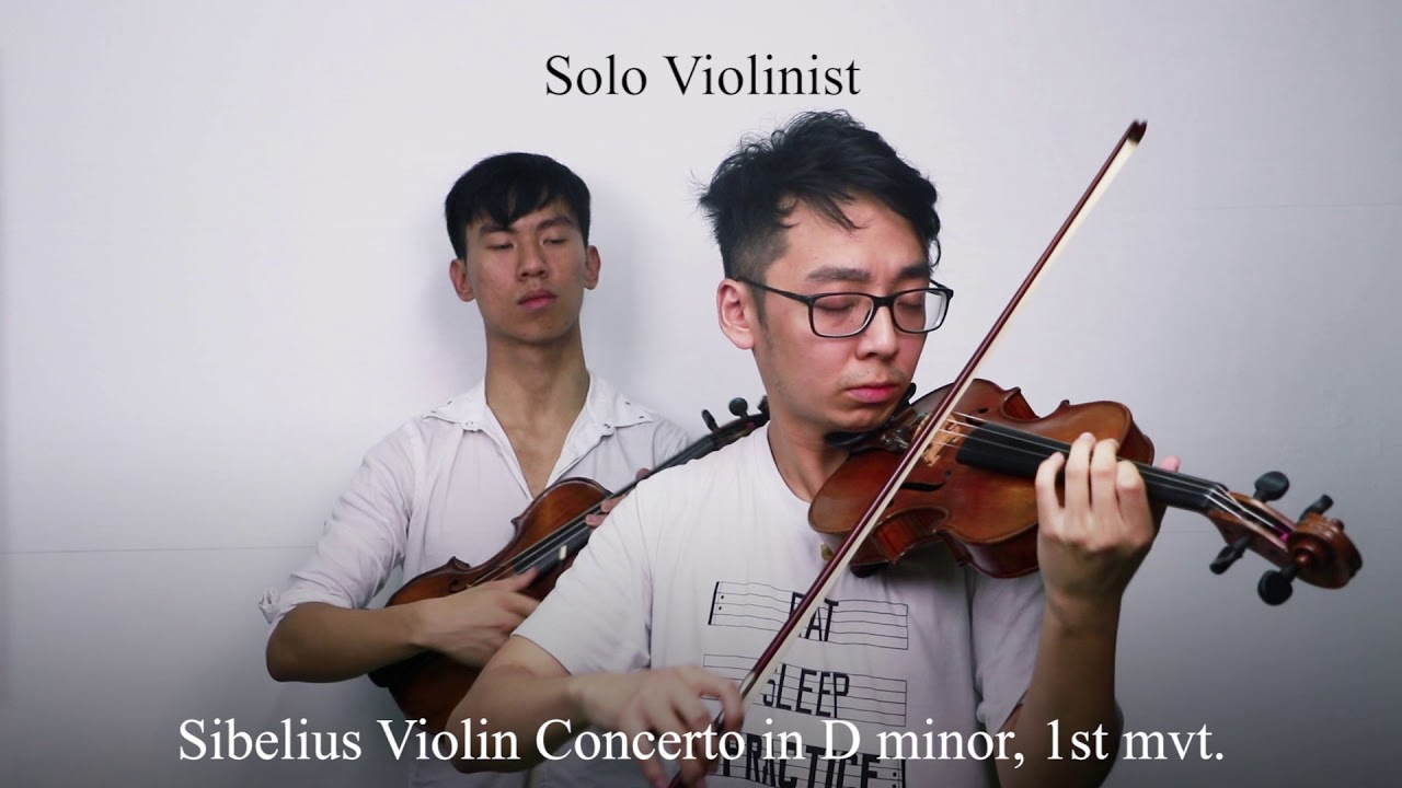 Soloist vs Orchestral violinist