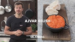 Ajvar Relish  | Global grillskola – Tema Balkan