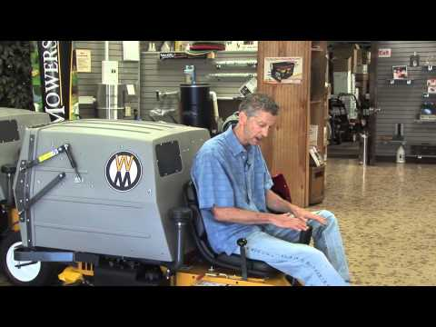 An Overview on the Walker Riding Mower
