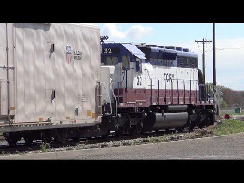 Tri Cities Train Watching
